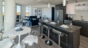 Open floor plans highlight the features of our luxury apartments near McLean, VA.